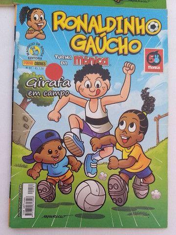 Gibi Ronaldinho Gaúcho kit 4 unds - Foto 3