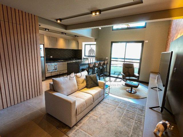 Loft Duplex 1 dorm com vaga coberta - Foto 4