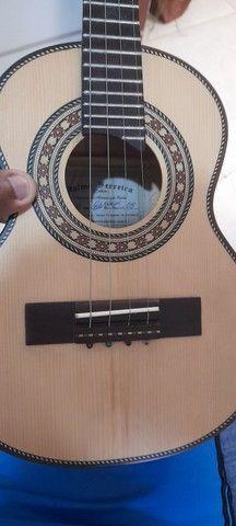 Cavaquinho Faia - Luthier Jaime ferreira - Foto 2