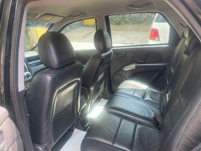 Kia Sportage Lx 2.0 aut 2008 + u.dono + muito nova + blindada - Foto 8