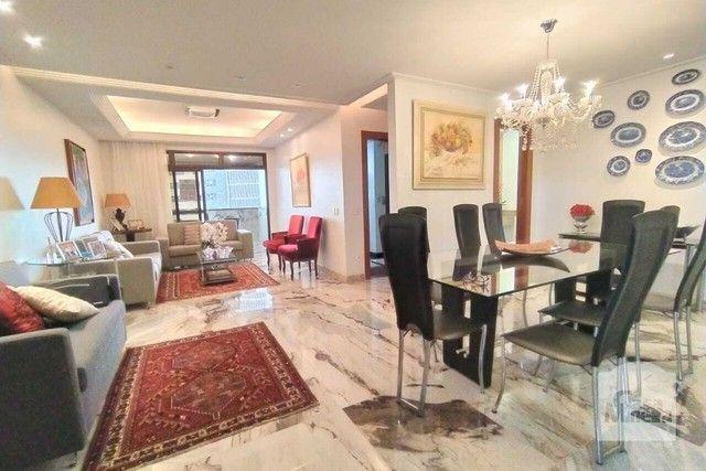 Apartamento à venda com 4 dormitórios em Serra, Belo horizonte cod:313804 - Foto 9