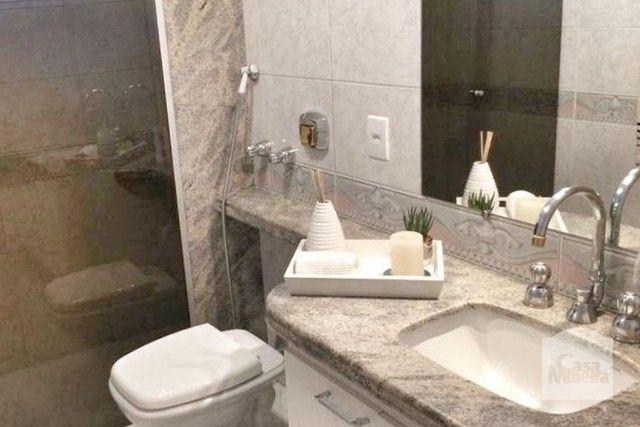 Apartamento à venda com 4 dormitórios em Santo antônio, Belo horizonte cod:273863 - Foto 13