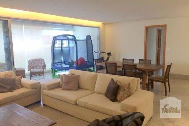 Apartamento à venda com 4 dormitórios em Funcionários, Belo horizonte cod:110680 - Foto 2