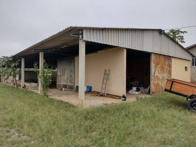Sítio, Chácara, Fazenda a Venda com 72.600 m², 3 Alqueires, Leiteria, Casa como 2 quartos - Foto 17