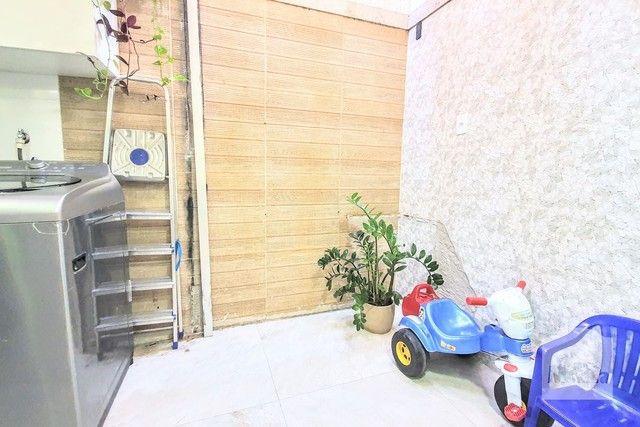 Casa à venda com 2 dormitórios em Caiçara-adelaide, Belo horizonte cod:269381 - Foto 17