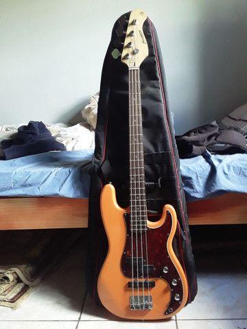 Baixo instrumento