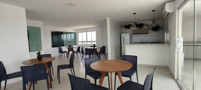 Apartamento Novo na Beira Mar de Carapibus - Foto 11