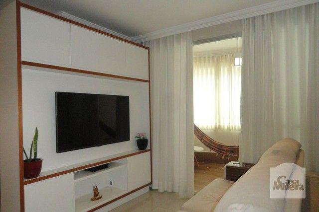 Apartamento à venda com 3 dormitórios em Paquetá, Belo horizonte cod:319588 - Foto 4