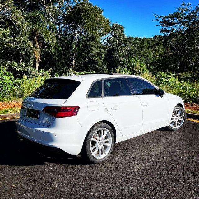 Audi A3 SPORTBACK TURBO STRONIC 7 UNICO DONO - Foto 2