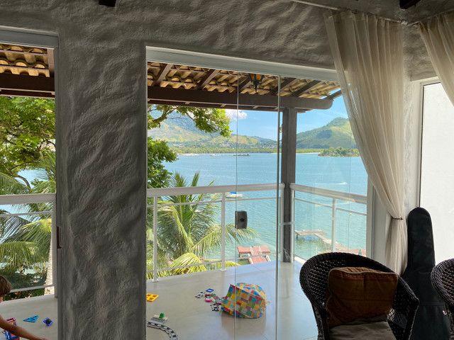 Casa 3 quartos com Vista Maravilhosa (área nobre- Ilha de Caras) Angra dos Reis - Foto 15