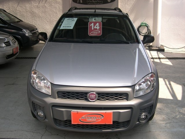Fiat Strada WORKING CD 4P - Foto 2