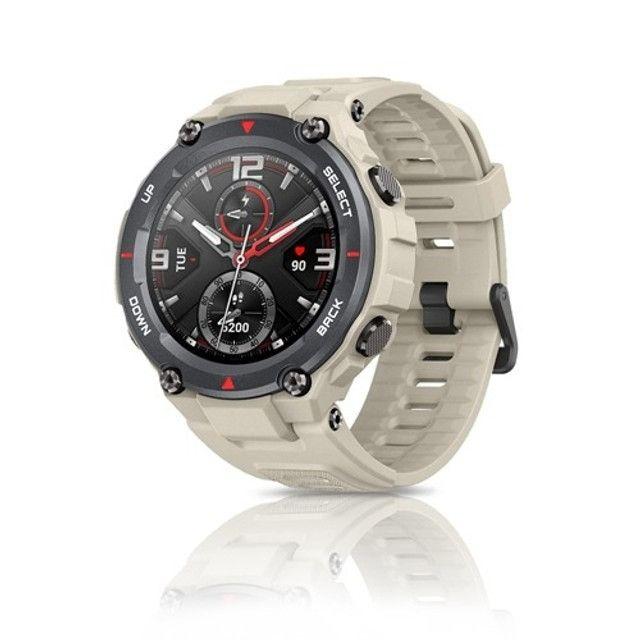 Relogio Smartwatch Amazfit T-REX 47mm Khaki