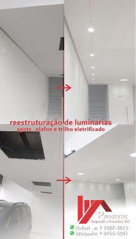 Drywall e Paredes 3D - Foto 4