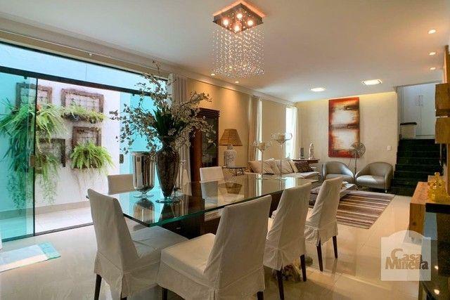 Casa à venda com 4 dormitórios em São josé, Belo horizonte cod:277081 - Foto 8
