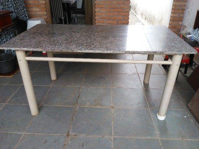 Mesa de granito - Foto 2