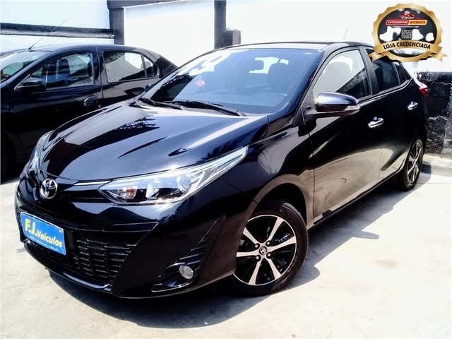 Toyota Yaris 2019 1.5 16v flex xs multidrive - Foto 3