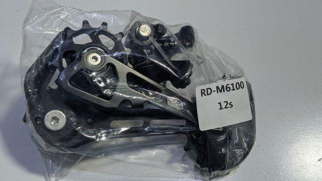 Grupo Shimano Deore M6100 12v Cassete 10-51t - Foto 2