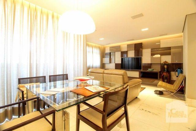 Apartamento à venda com 3 dormitórios em Luxemburgo, Belo horizonte cod:279975 - Foto 2