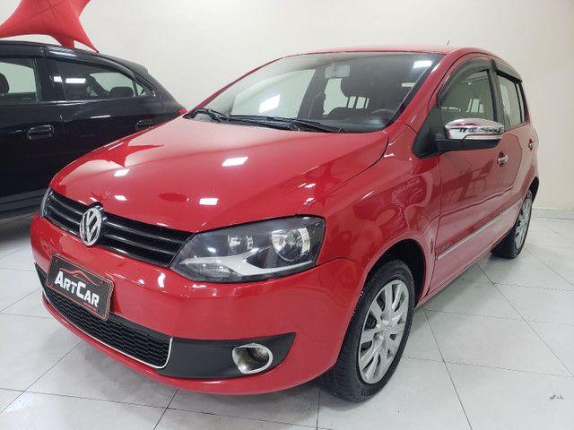 Volkswagen Fox 1.0 - Único dono (Completo de tudo)  - Foto 8