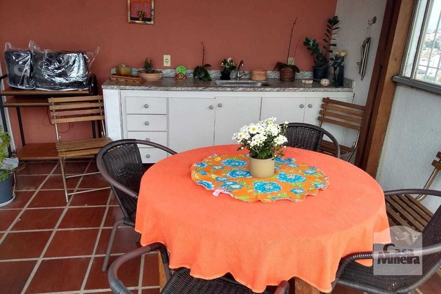 Apartamento à venda com 4 dormitórios em Santa efigênia, Belo horizonte cod:266022 - Foto 8