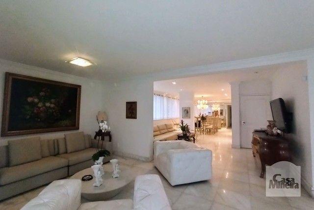Apartamento à venda com 4 dormitórios em Santo agostinho, Belo horizonte cod:271100 - Foto 2