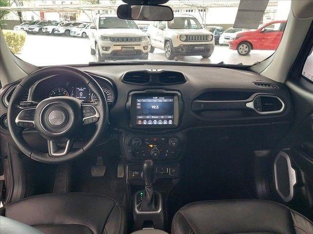 Renegade 2.0 16V Turbo Diesel Longitude 4X4 Automático!!! Oportunidade Única!!!  - Foto 7
