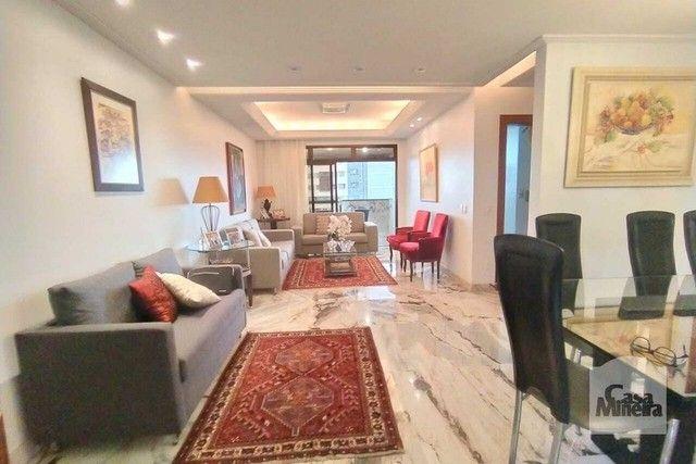 Apartamento à venda com 4 dormitórios em Serra, Belo horizonte cod:313804 - Foto 7