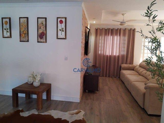 Sobrado com 3 dormitórios à venda, 226 m² por R$ 480.000,00 - Parque Residencial Tropical  - Foto 18