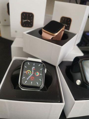 Smartwatch W26+ cores  - passamos cartão. - Foto 3