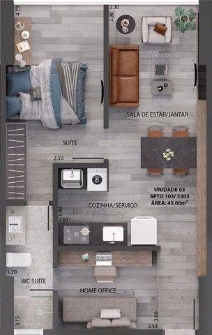 Apartamento à venda, 90 m² por R$ 650.000,00 - Miramar - João Pessoa/PB - Foto 14