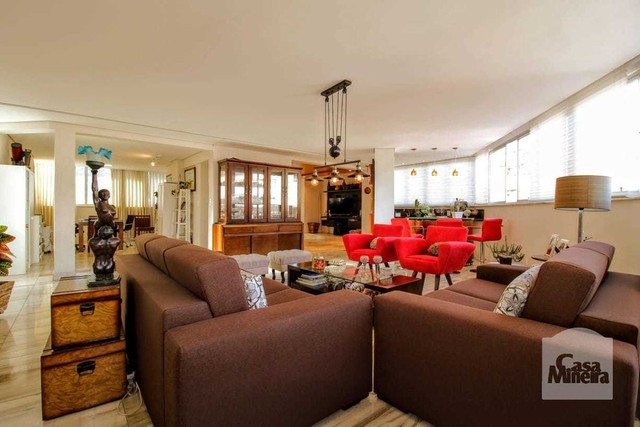 Apartamento à venda com 3 dormitórios em Serra, Belo horizonte cod:267394 - Foto 8