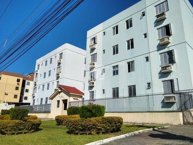 Apartamento à venda com 2 dormitórios em Cerrito, Santa maria cod:27017 - Foto 2