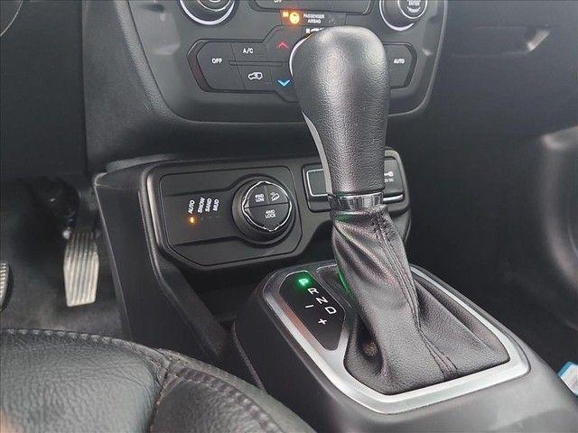 Renegade 2.0 16V Turbo Diesel Longitude 4X4 Automático!!! Oportunidade Única!!!  - Foto 10
