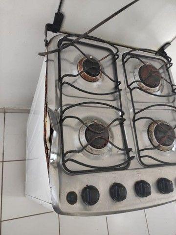 Promoção fogão 4 bocas - Foto 4