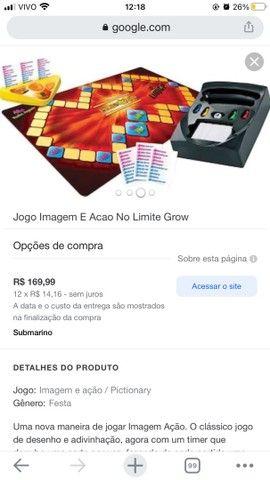 Jogo Imagem e Ação No Limite - Foto 3