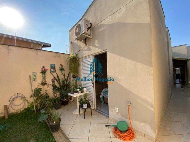 Casa com 2 dorms, Parque Ideal (Nova Veneza), Sumaré - R$ 299 mil, Cod: CA1266 - Foto 15