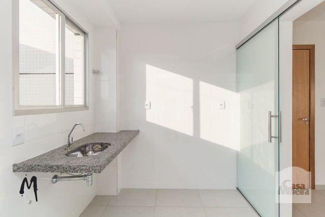 Apartamento à venda com 2 dormitórios em Caiçaras, Belo horizonte cod:264421 - Foto 13