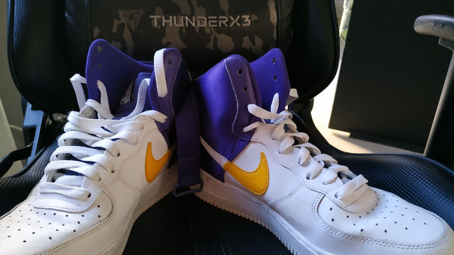 Nike Air force one mid one  - Foto 2