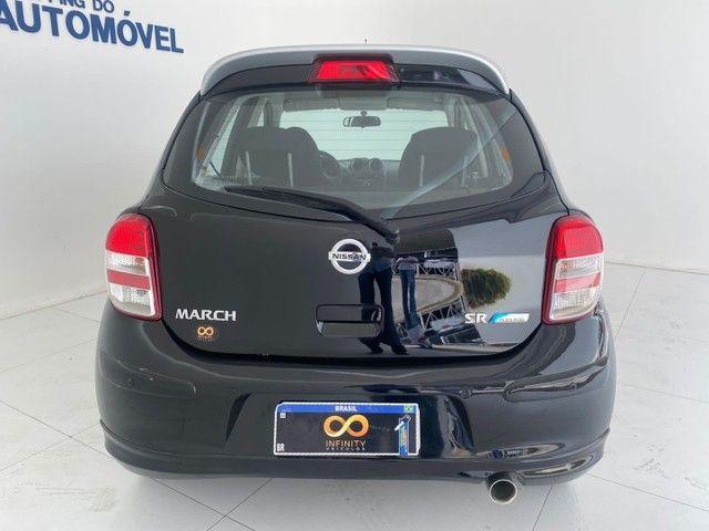 Nissan March SR 1.6 2014 // extra // com garantia  - Foto 3