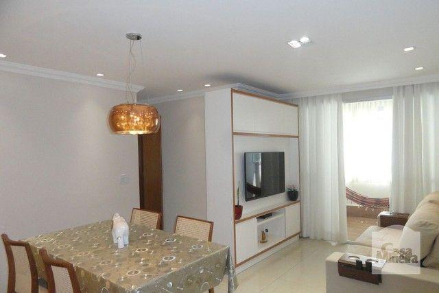 Apartamento à venda com 3 dormitórios em Paquetá, Belo horizonte cod:319588 - Foto 3