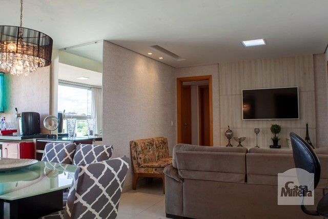 Apartamento à venda com 3 dormitórios em Santa rosa, Belo horizonte cod:280253 - Foto 3