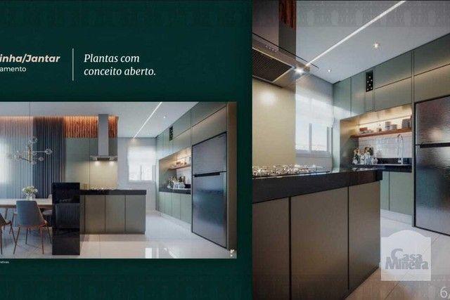 Apartamento à venda com 3 dormitórios em Coração eucarístico, Belo horizonte cod:319355 - Foto 3