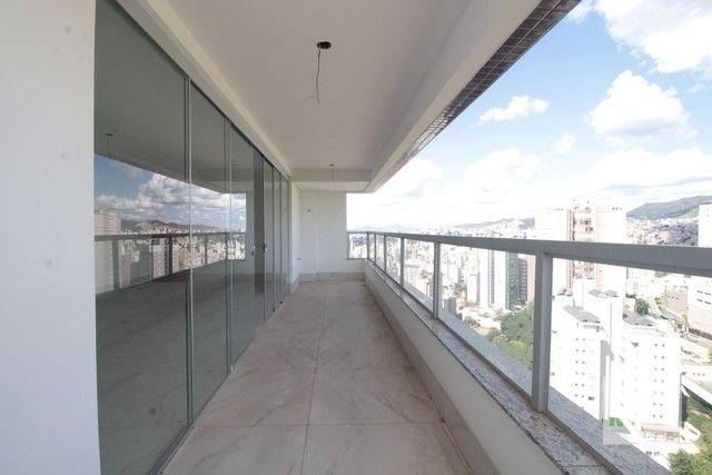 Apartamento à venda com 4 dormitórios em Luxemburgo, Belo horizonte cod:278309 - Foto 5