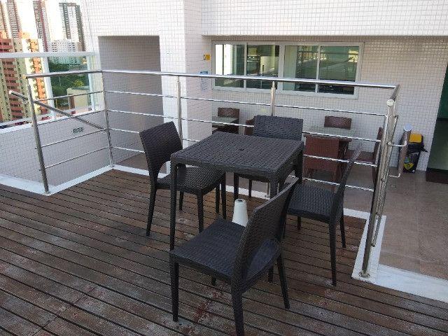 Apartamento para vender, Tambaú, João Pessoa, PB novo - Foto 10