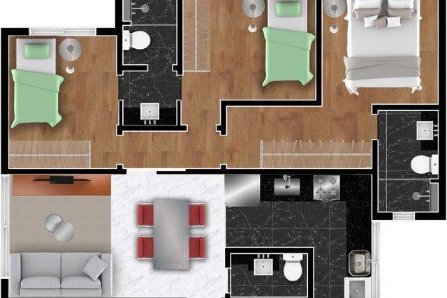 Apartamento à venda com 3 dormitórios em São pedro, Belo horizonte cod:275957 - Foto 4