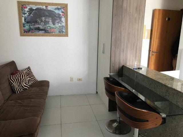 Flat tipo Studio Mobiliado no Bairro de Boa Viagem, Recife-PE - Foto 19