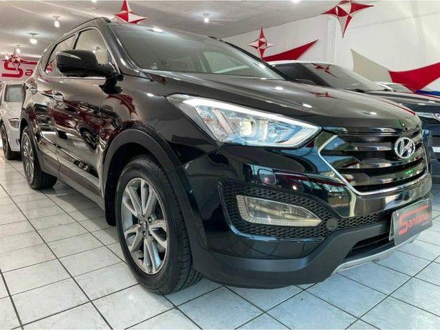 Hyundai Santa Fé GLS 3.3V6 *Teto Panorâmico, Interior Terra Cota, 4X4, 7Lugares* - Foto 3