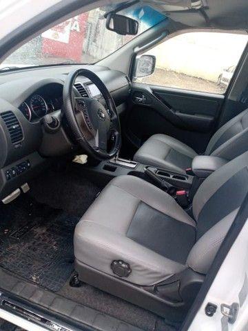 Nissan Frontier Cabine Dupla Turbo - Foto 4