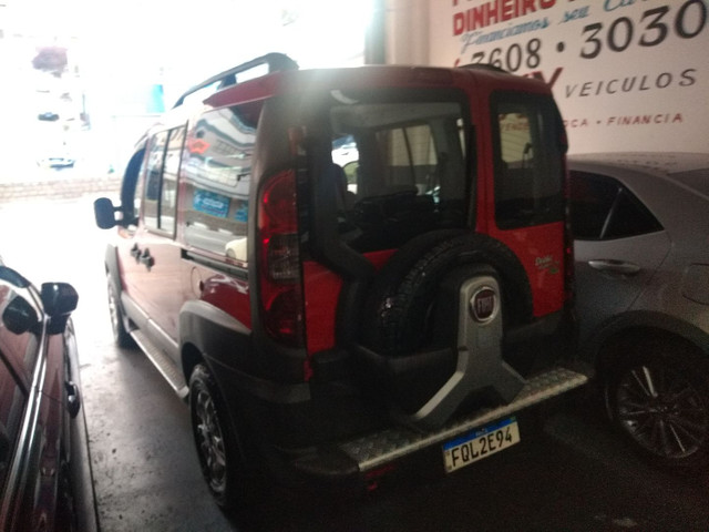 Fiat Doblo 2014 adventure 6 lugares - Foto 3