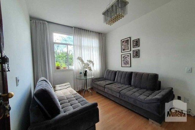 Apartamento à venda com 2 dormitórios em Santa rosa, Belo horizonte cod:276869